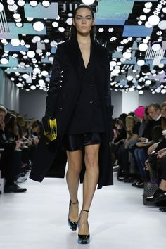 Christian Dior Ready To Wear Fall Winter 2014 Paris - NOWFASHION