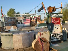 slab city. This place is on my bucket list.