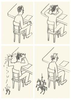 Comic: Portfolio – Christoph Niemann