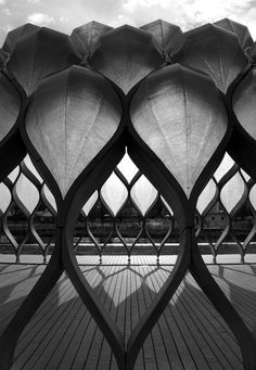 Form A total three-dimensional whole such as an object, geometric solid, product, sculpture or architectural structure. - use of shape Architecture Design, Organic Architecture, Contemporary Architecture, Amazing Architecture, Pavilion Architecture, Shape Photography, Photography Magazine, Design Oriental, Geometric Solids