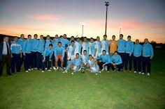 Ordes - o Compostela gaña a supercopa da deputación  2012