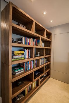 Bookshelves, Bookcase, Art Deco Furniture, Home Room Design, Study Office, House Rooms, Decoration, Desk, Cabinet