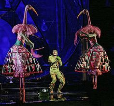 Julie Taymor puppets The Magic Flute