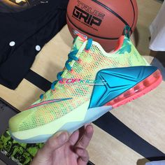 huge selection of 97e90 cd635 Nike LeBron 12 Low LeBronold Palmer Nike Lebron, Awesome Shoes, Kicks