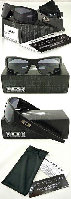 f505d4b10940 Sunglasses and Sunglasses Accessories 179239  New Oakley Gascan Sunglasses  Matte Black L Grey 03-