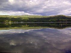 Tyhee lake Telkwa, BC  My least favourite lake to swim :( seaweed everywhere.