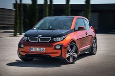 Worldwide debut of the all-new BMW i3.
