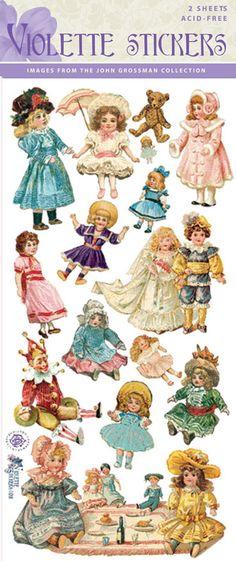 Victorian Dollies