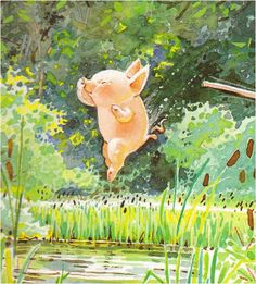 """Toot & Puddle"" by Holly Hobbie ~~~ Best Loved Child: Design Inspiration Day - Piggies! Holly Hobbie, Sweet Pictures, Toot & Puddle, Arte Sketchbook, Pig Art, Little Pigs, Children's Book Illustration, Cute Art, Illustrators"