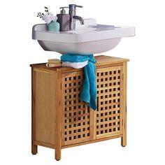 Zuhause Dass der Bereich unter dem Waschbecken im Badezimmer auch als Stauraum benutzt werden kann, gerät bei der Wohnungseinrichtung oft in Vergessenheit. Dabei handelt es sich hier um wertvollen Platz, der vor allem bei kleinen oder engen Badezimmern sehr von Vorteil ist.