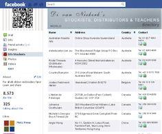 Custom Database Driven Facebook Application