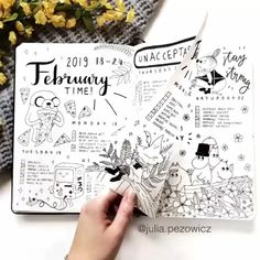 Terrific Pics Scrapbooking Pages videos Strategies I know of zero restrictions towards the design and style involving scrapbooking design websites in a Bullet Journal 2019, Bullet Journal Notebook, Bullet Journal Themes, Bullet Journal Spread, Bullet Journal Inspiration, Bullet Journal Flip Through, Scrapbook Templates, Scrapbook Designs, Scrapbooking Layouts