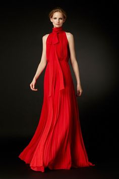 CH Carolina Herrera Evening - Fall 2016