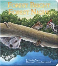 (Green) Bright, Night (Board book) ( Bright, Night)
