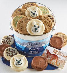 Cheryls Happy Birthday Celebration Bear Treats Incredibly soft