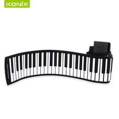 (68.00$)  Watch more here  - 88 Key MIDI Electronic Keyboard Roll Up Piano FOR   Teaching Learning and  school  children  education
