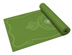 Amazon.com: Gaiam Tree of Life Yoga Mat: Sports & Outdoors