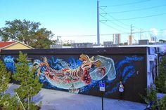Акулы стрит-арта