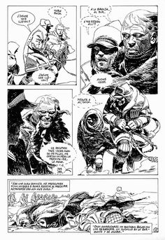 ZAFFINO MAGNUM OPUS: Winter World 1, Texts by Dixon, January 1988. (Eclipse Comics)