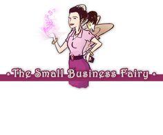 the Small Business Fairy Creative Business, Business Tips, Social Media Tips, Digital Marketing, Fairy, Angel