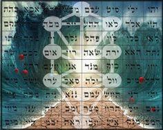 72 Nomes de Deus e arvore da vida