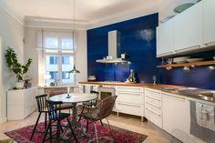 Myytävät asunnot, Iso Roobertinkatu 17-19, Helsinki #oikotieasunnot #keittiö #kitchen
