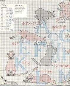 Gallery.ru / Фото #2 - ABC Cats 2 - Labadee