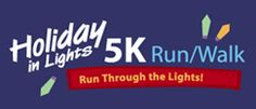 Get into the holiday spirit and join us as we sponsor the 6th Annual Holiday in Lights 5K Run/Walk at Sharon Woods on Saturday, November 22, 2014 at 5 p.m. For more information and to register for the race, visit http://www.holidayinlights.com/race.html