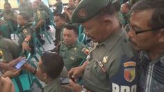 TNI Razia Anggotanya Yang Simpan Aplikasi Game Pokemon