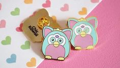 #Repost @chic_kawaii  Hello Furby!!! <3 New pin available in Etsy! Super cute lovely and pastel color!!!  #chickawaii #kawaii #furby #vintagetoys #pin #pins #enamelpin #enamelpins #furbypin #pinfurby #pinsofig #pingame #pingamestrong #pinstagram #pincollectors #cutepins #etsypin #etsy #lovely #sweet    (Posted by https://bbllowwnn.com/) Tap the photo for purchase info. Follow @bbllowwnn on Instagram for more great pins!