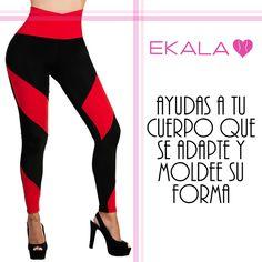 #reducehasta2tallas usando #legginsreductores #ekala.