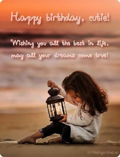 A wonderful collection of happy birthday wishes for kids with images, sweet birthday messages for kid boy or kid girl, beautiful bday cards for children. Happy Birthday Little Girl, Happy Birthday Girl Quotes, Birthday Message For Daughter, Happy Birthday Wishes For A Friend, Birthday Wishes For Daughter, Happy Birthday Images, Happy Birthday Massage, Sweet Birthday Messages, Wish Kids