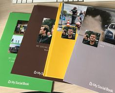 My Social Book by Gonzague