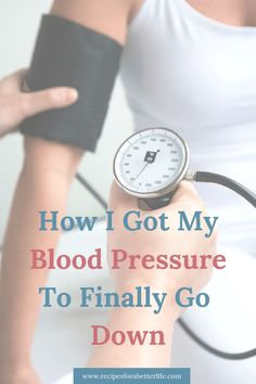 How I Lowered My Blood Pressure- Do you have trouble controlling your high blood pressure? Nothing was working, not even medication. However, I finally found one thing that reduced it significantly. Reducing High Blood Pressure, Lower Blood Pressure, Catholic Prayer For Healing, Lower Stomach Fat, Foods To Reduce Cholesterol, Type 2 Diabetes Treatment, Blood Pressure Remedies, How To Relieve Stress, Health And Beauty