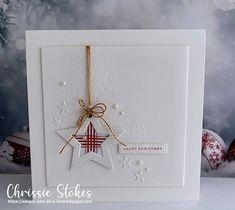 Chrismas Cards, Diy Christmas Cards, Merry Little Christmas, Xmas Cards, Magazine Crafts, Christmas Challenge, Handmade Christmas Decorations, Winter Cards, Penny Black