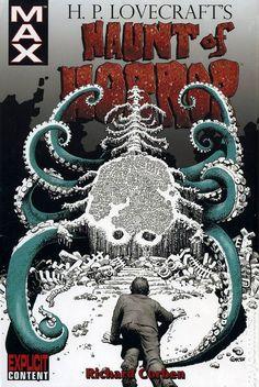 HP Lovecrafts Haunt Of Horror By Richard Corben Marvel