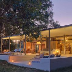 Chinzombo is a new sustainable bush camp from Norman Carr Safaris that sits on 60 riverfront acres bordering South Luangwa National Park in ...