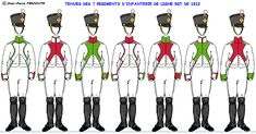 Kingdom of Italy (Napoleonic) uniforms - Google Search