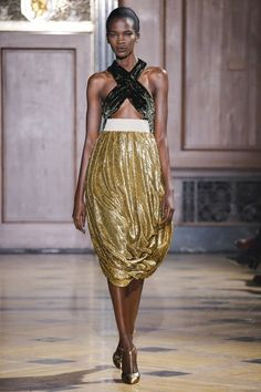 Sophie Theallet Fall 2016 Ready-to-Wear Collection Photos - Vogue Fashion Show Collection, Couture Collection, Sophie Theallet, Vogue, Clothing Photography, Couture Dresses, Fall 2016, Dress Me Up, High Fashion