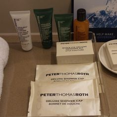Peter Thomas Roth Bathroom Amenities Lotion, Hotel Reviews, Brisbane, Family Travel, Cards Against Humanity, Bathroom, Blog, Shower Cap, The Body