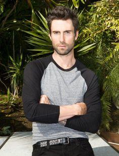 Adam Levine para Nylon Magazine (Mayo, 2013)