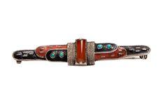 Theodor Fahrner Jugendstil Bracelet 1915 Silver and Amethyst