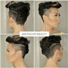 #hairdare #style #women