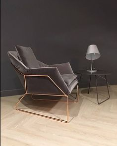 The New York Easy Chair new on display at Juxta Interiors Hessle East Riding of Yorkshire