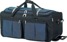 Athalon - Travel Essential Travel/Luggage Case - Blue >>> Check out this great product.