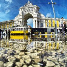 Arco da Rua Augusta - Terreiro do Paço - Lisboa