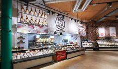 Jumbo supermarket flagship by VBAT, Breda   Netherlands store design