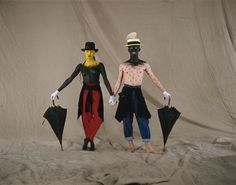Goudemalion. Jean Paul Goude A Retrospective | Ivar Hagendoorn
