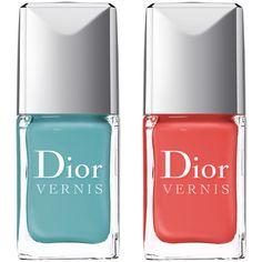 Dior Vernis Summer Look