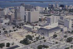Downtown Miami, Cultural Center, San Francisco Skyline, Construction, Culture, Travel, Building, Viajes, Destinations
